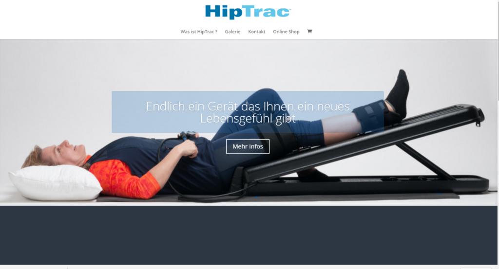 Online Marketing für Physiotherapie Geräte