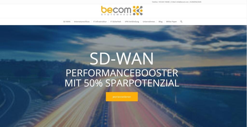 Online Marketing für ein IT Unternehmen