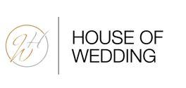 house of wedding logo