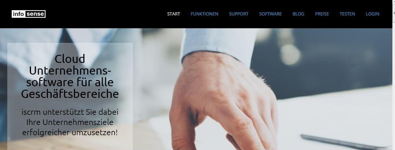 Online Marketing für Unternehmenssoftware Anbieter