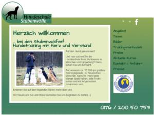 Online Marketing für eine Hundeschule in München