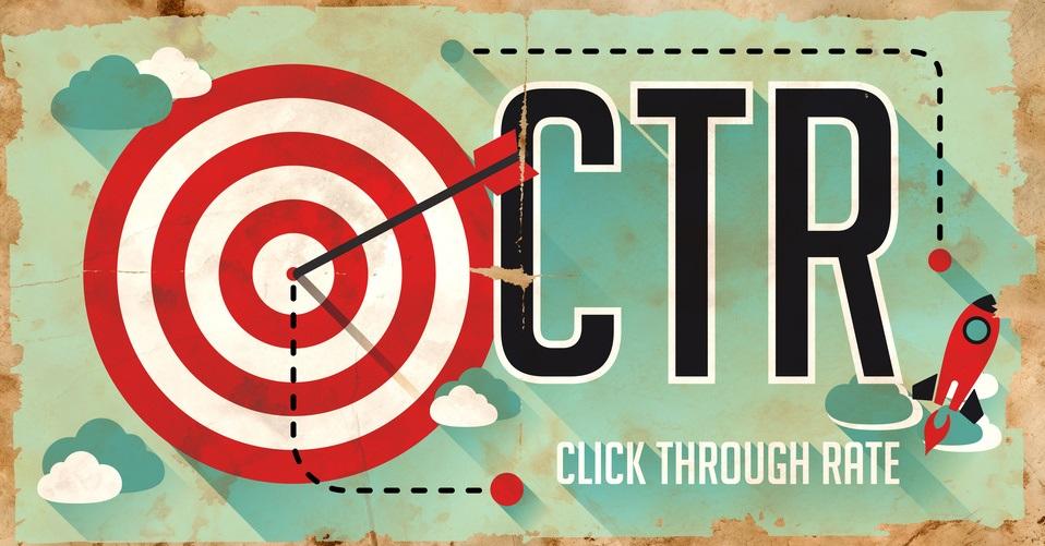 Was ist eine CTR click trough rate