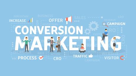 Conversion Definition im Marketing