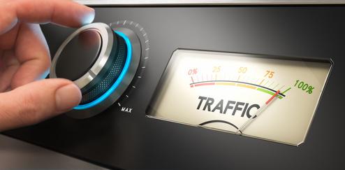 Was ist Traffic? Erklärung & Definition