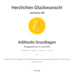 Adwords Grundlagenprüfung 2018
