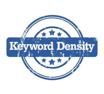 keyword density definition
