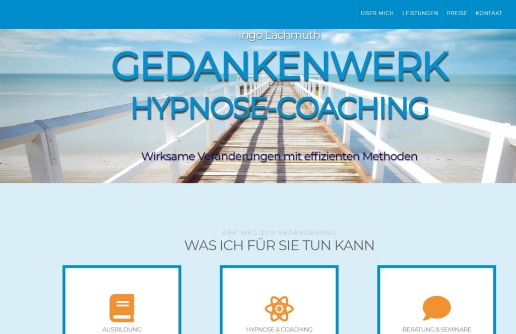 Online Marketing für Hypnose